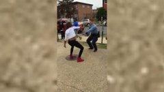 La poliziotta e la teenager: sfida hip hop