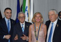 Marina Capone presidente del Rotary Club S.Agata dei Goti
