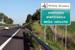 Autovelox - Controllo della velocita'