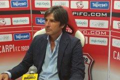 Giancarlo Romairone, direttore sportivo del Carpi