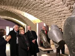 Il vicepresidente Rai visita i musei del Sannio