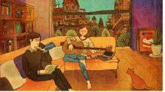 Cos'e' l'amore? La risposta romantica nelle animazioni dell'artista coreana