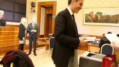 Primo giorno da senatore, accoglienza matricole a Palazzo Madama