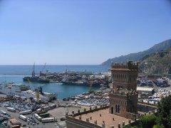 Porto di Salerno - Foto tratta da Wikimedia