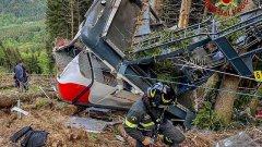 Funivia Stresa-Mottarone: cabina precipitata per manomissione dei freni