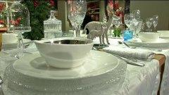 Le tavole del Natale: come apparecchiare durante le feste