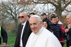 Papa Francesco in visita pastorale a Pietrelcina