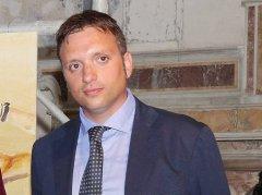 Oberdan Picucci, assessore Cultura del Comune di Benevento