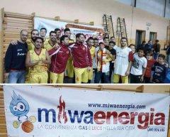 Miwa Energia Cestistica Benevento 2017