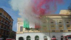 Benevento. Celebrazioni in onore di Santa Barabara, patrona dei Vigili del Fuoco
