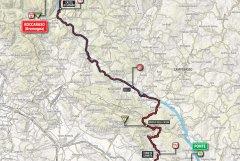 Giro d'Italia. Da Praia a Mare a Benevento il percorso della carovana rosa