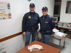Droga Polizia BN