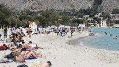Turismo. Servizi in spiaggia