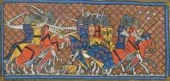 Longobardi: Battaglia di Benevento