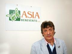 Lucio Lonardo, presidente dell'Asia