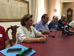 Conferenza stampa Scuole