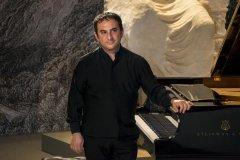 Il maestro Costantino Catena