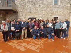 turisti a Guardia Sanframondi