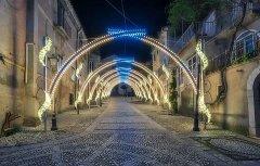 San Lorenzello. Luci d'artista