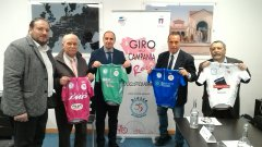 Giro Campania in rosa