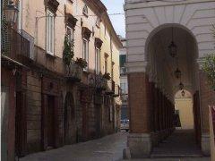 Sant'Agata dei Goti - centro storico