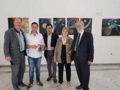Spoleto Meeting Art
