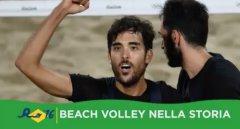 Rio 2016, Beach Volley nella storia