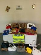 Salerno. Centinaia di capi contraffatti sequestrati dalla Finanza
