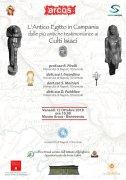Arcos. Seminario sulle testimonianze dei Culti Isiaci in Campania