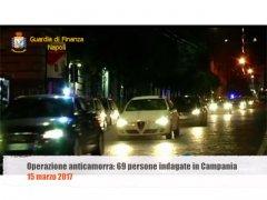 Corruzione: vasta operazione in tutta la Campania, 69 indagati