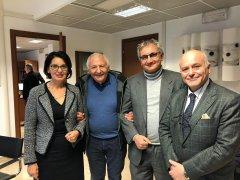 Mogol al Conservatorio di Musica Nicola Sala di Benevento