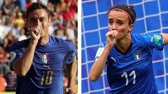 Mondiali donne, Bonansea come Totti nel 2006