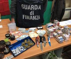 Salerno. Arrestato dalla Guardia di Finanza il titolare di un bar per spaccio di droga