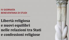 Liberta' Religiosa. Unifortunato