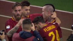 Roma 2-1 Lazio, Giornata 13 Serie A TIM 2017/18