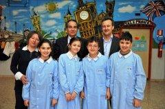 Scuola Bilingue di Benevento (foto di archivio)