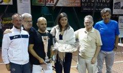 Zocco vincitore torneo maschile