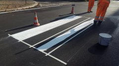 Lavori segnaletica stradale