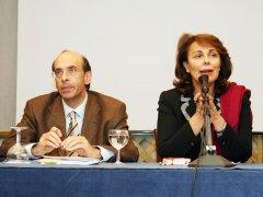 Fernando Errico e Sandra Lonardo