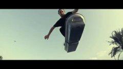 Lo skateboard volante di