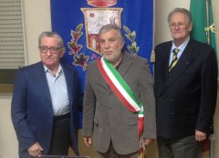 Bartali, Meola e Castellano a Ponte nel 2014