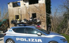 Dugenta, sequestro opificio