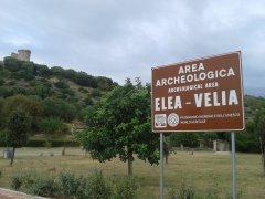 Parco archeologico di Velia (Salerno)