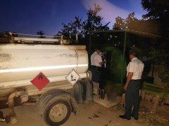 Capua (Caserta), sequestro gasolio di contrabbando