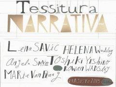 Tessiture narrative
