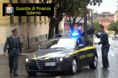 Guardia di Finanza di Salerno