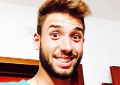 Claudio Lo Cicero. Foto tratta dal profilo FB