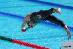Sport. Campione di nuoto (foto Michiel Jelijs cc)