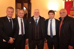 Puglianello. I relatori del Convegno Fondi europei e programmazione condivisa i temi del Convegno Istituzioni e territori a confronto