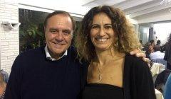 Clemente Mastella e Daniela Napolitano